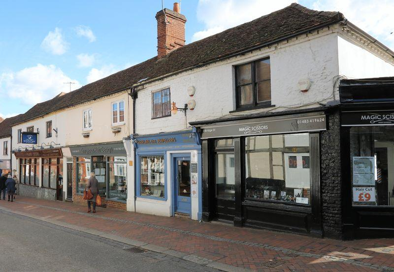 1 Bedroom Apartment Flat for sale in Central Godalming