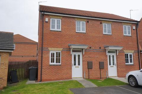2 bedroom semi-detached house to rent - Blackfriars Way, Longbenton