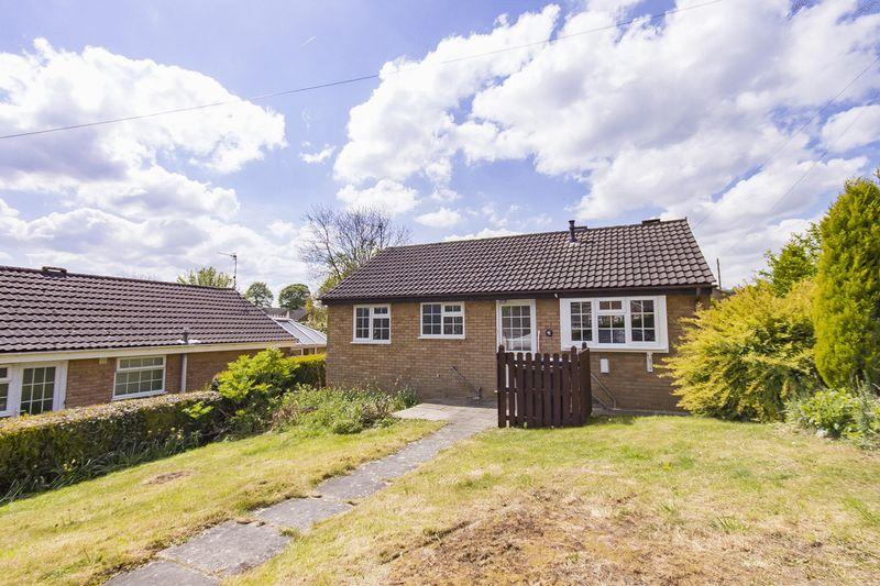 2 Bedrooms Detached Bungalow for sale in YORKCLIFFE DRIVE, WIRKSWORTH
