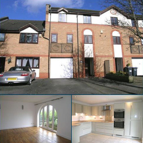 4 bedroom townhouse to rent - Swan Drive, Staverton