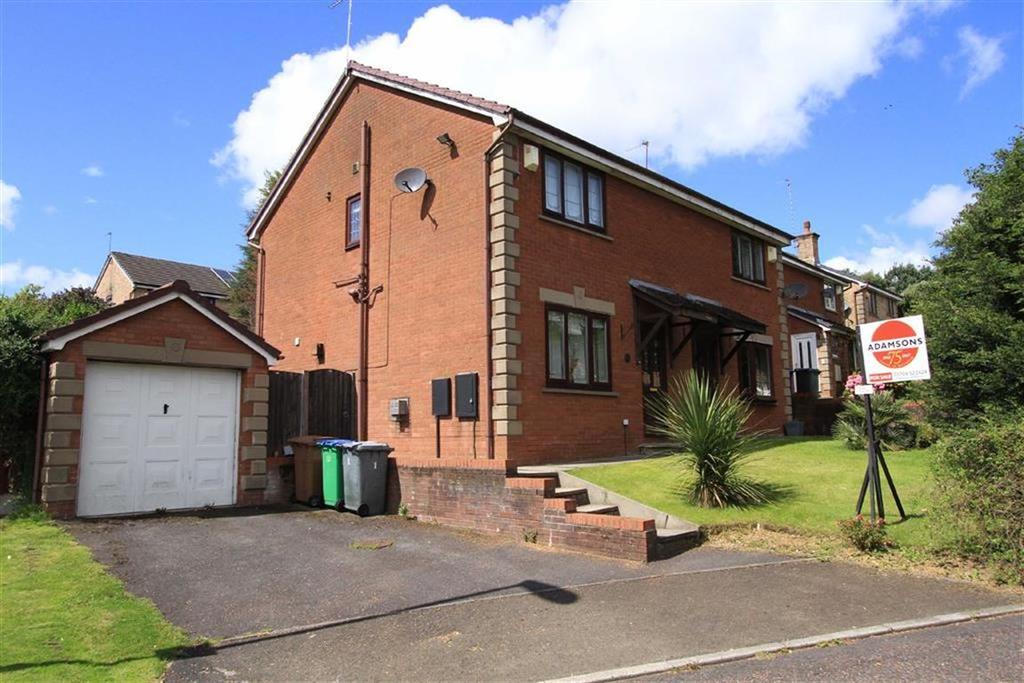 3 Bedrooms Semi Detached House for sale in 1, Fearn Dene, Norden, Rochdale, OL12