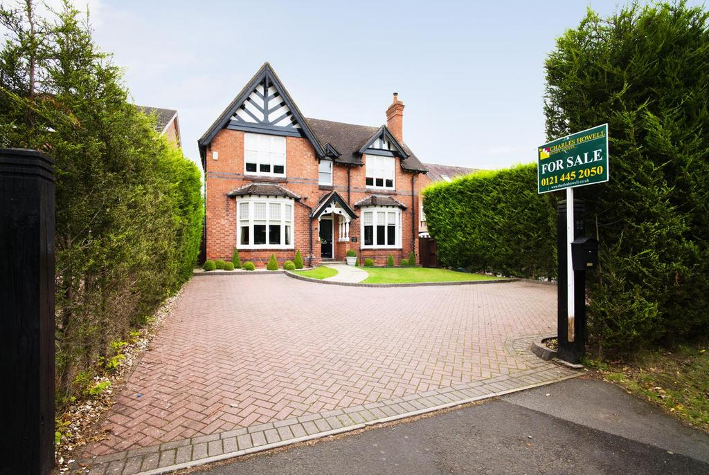 5 Bedrooms Detached House for sale in Station Road, Blackwell