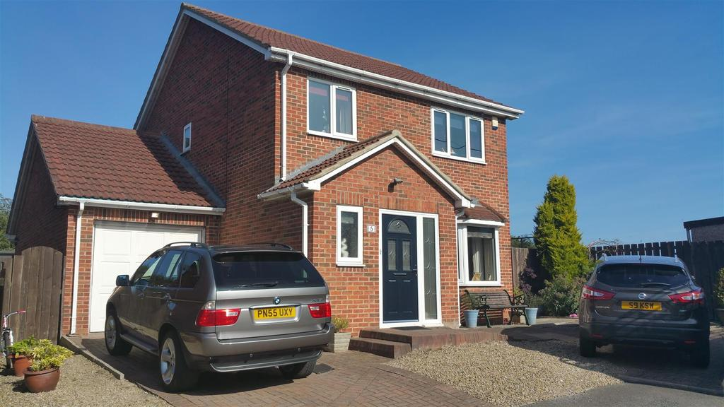 3 Bedrooms Detached House for sale in Premier Court, Trimdon Station