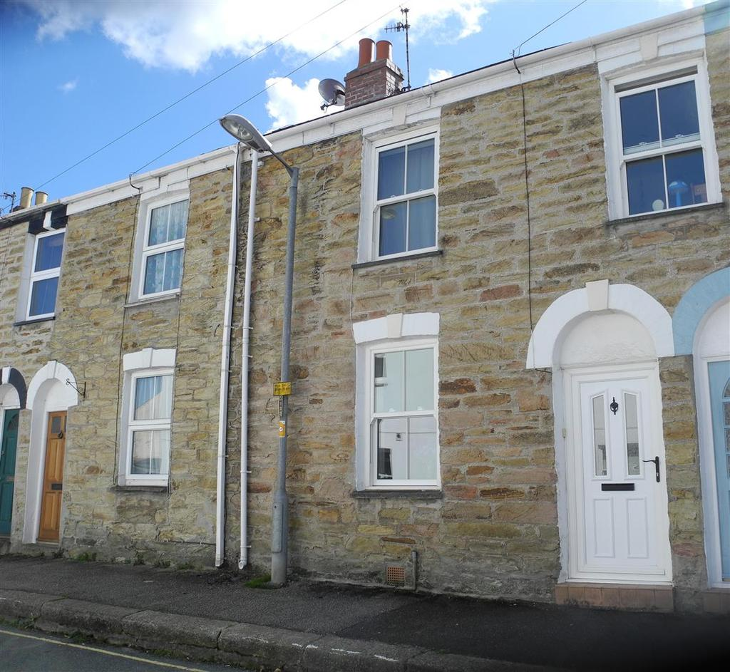 2 Bedrooms Terraced House for sale in Carclew Street, Truro