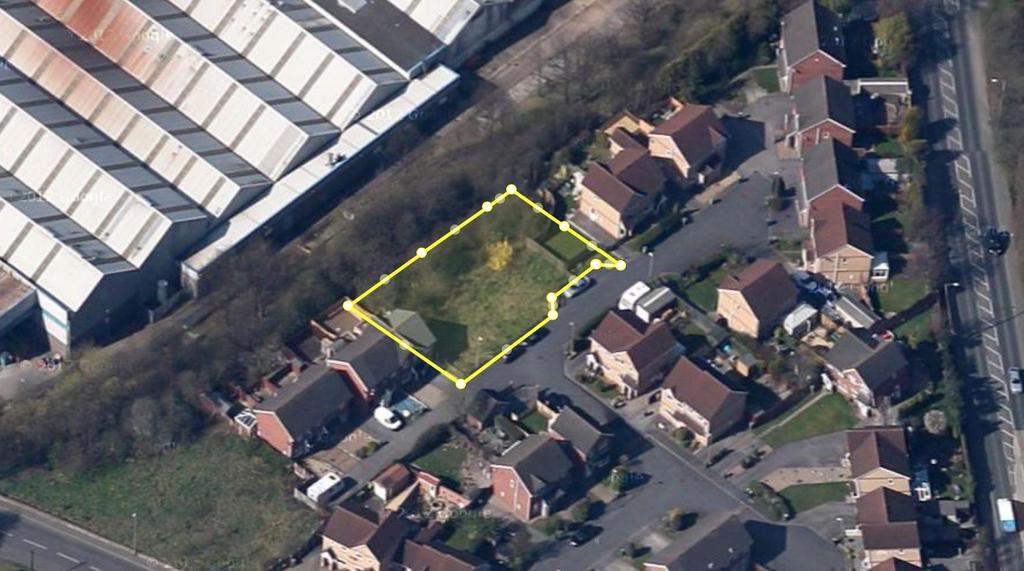 Land Commercial for sale in Marsland Court, Hunsworth