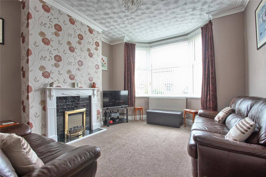 4 Bedrooms Terraced House for sale in Aske Road, Redcar