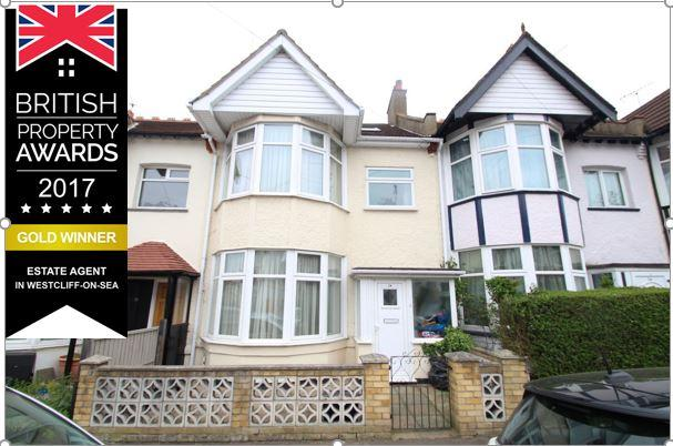 5 Bedrooms Terraced House for sale in SOUTHVIEW DRIVE, WESTCLIFF ON SEA SS0
