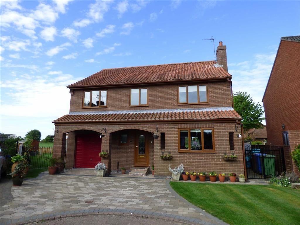 4 Bedrooms Detached House for sale in Village Farm Close, Newport