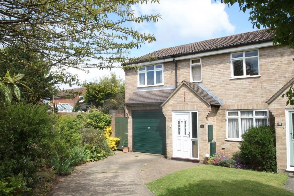 4 Bedrooms End Of Terrace House for sale in Roundhay, Leybourne, West Malling