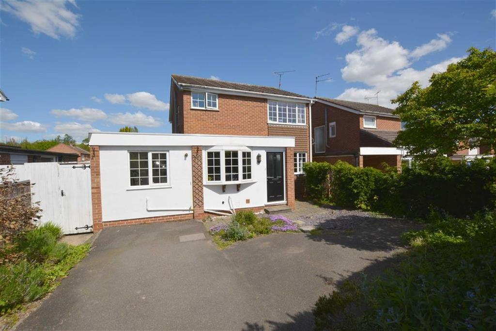 3 Bedrooms Detached House for sale in Dornoch Avenue, Southwell, Nottinghamshire, NG25
