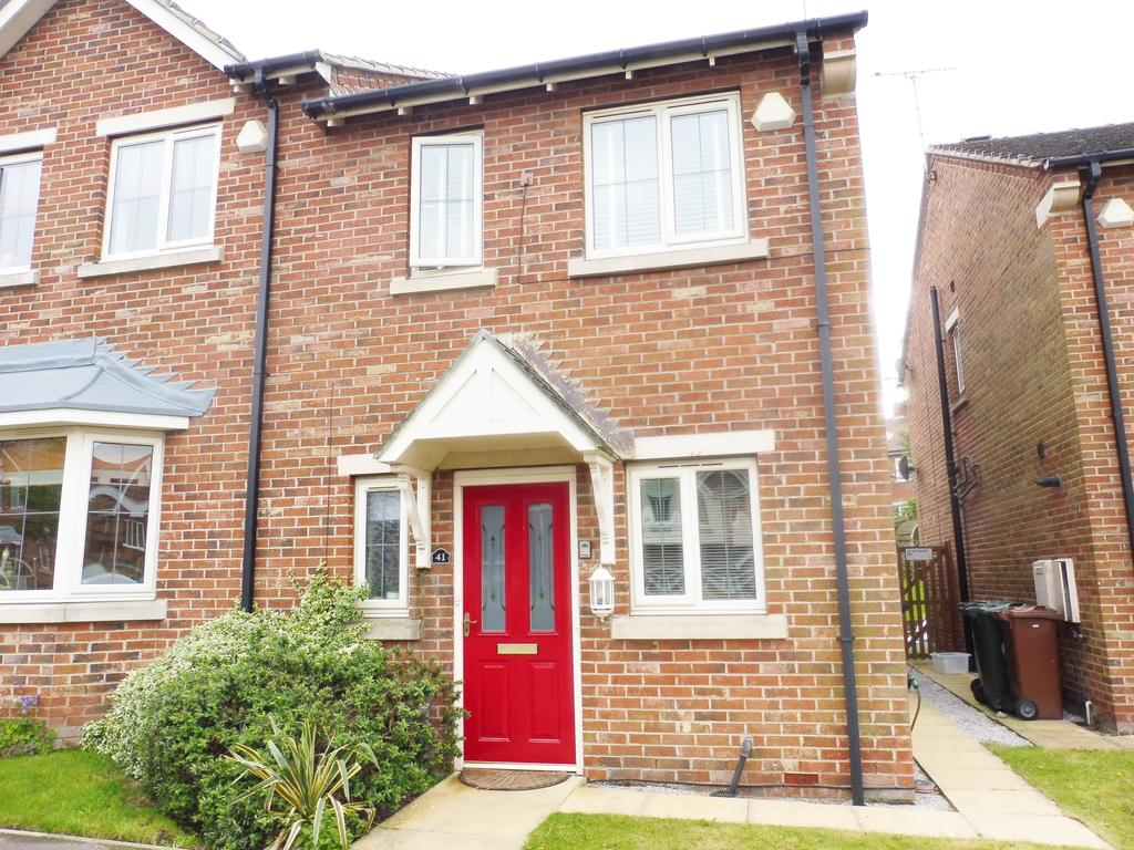 2 Bedrooms Semi Detached House for sale in Ashleigh Vale, Stairfoot, Barnsley S70