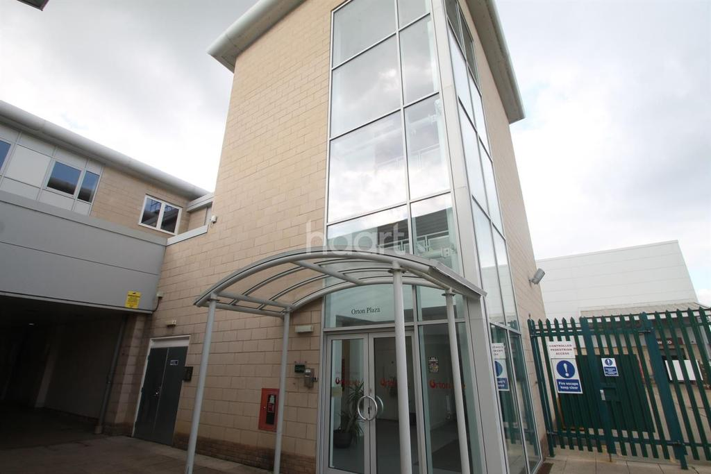 2 Bedrooms Flat for sale in Misterton Court, Orton Goldhay, Peterborough