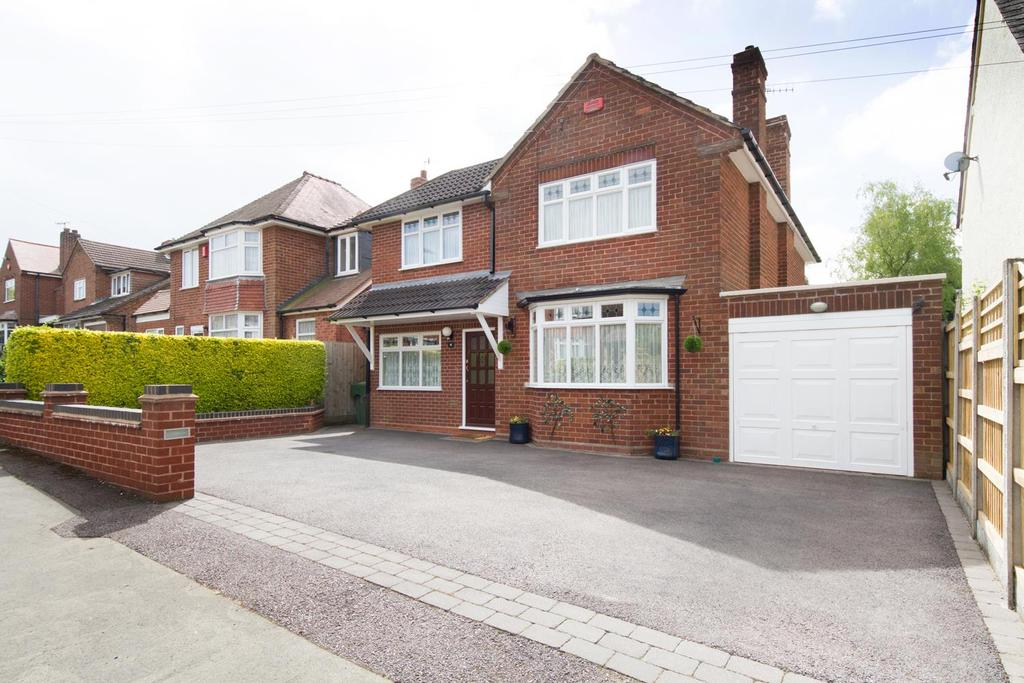 4 Bedrooms Detached House for sale in Hazelton Road, Marlbrook, Bromsgrove