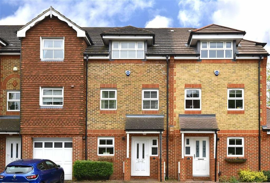 4 Bedrooms Terraced House for sale in Spencer Road, Bromley, Kent