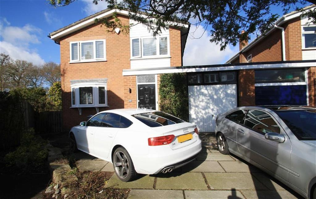 3 Bedrooms Link Detached House for sale in Lindow Fold Drive, Wilmslow