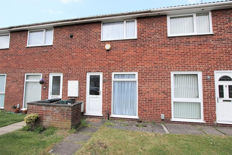 2 Bedrooms Terraced House for sale in Winchester Close, Newport, Newport. NP20 3BL