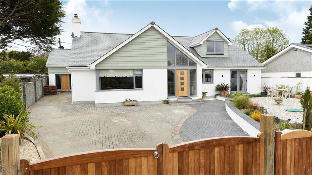 5 Bedrooms Detached House for sale in Cricketers Hollow, Rock, Wadebridge, Cornwall, PL27