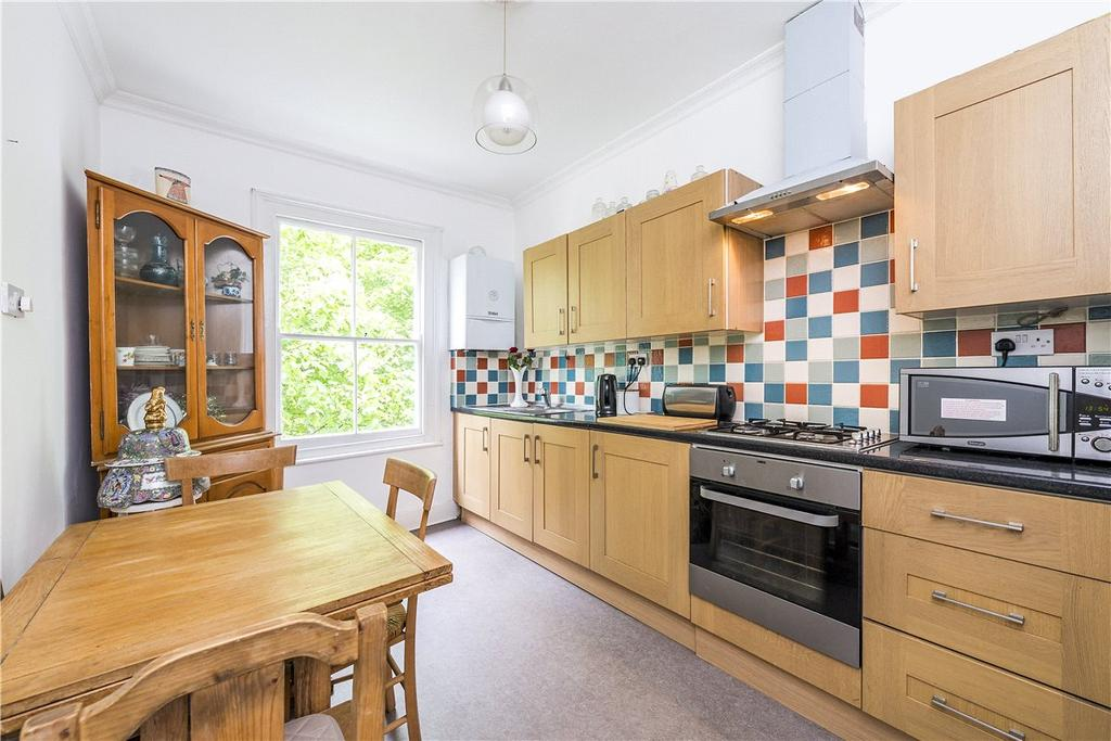 5 Bedrooms Maisonette Flat for sale in Elsham Road, Holland Park, London, W14