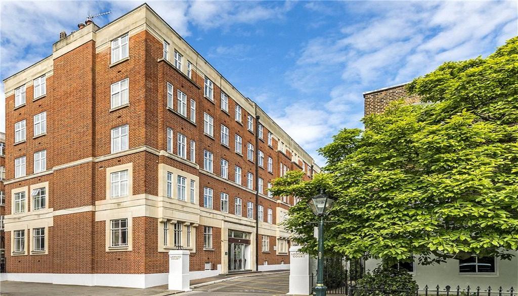 2 Bedrooms House for sale in Leonard Court, Edwardes Square, Kensington, London, W8