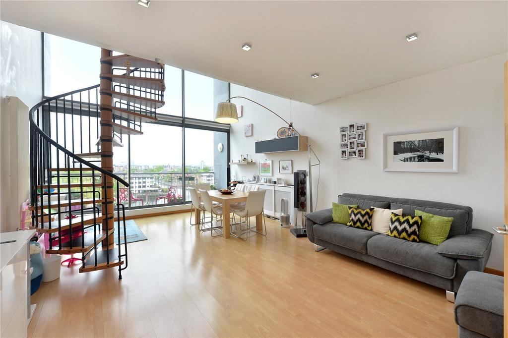 3 Bedrooms Flat for sale in City Harbour, 8 Selsdon Way, London