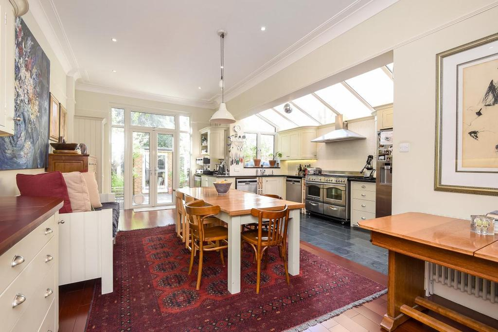 5 Bedrooms Terraced House for sale in Earlsfield Road, Earlsfield, SW18