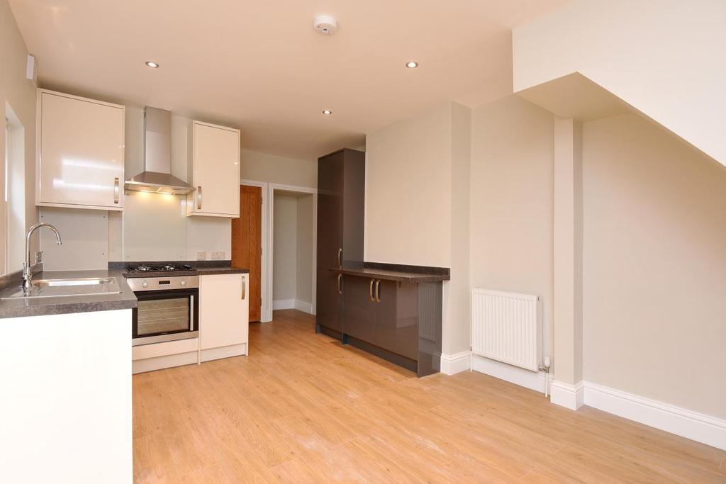 2 Bedrooms Maisonette Flat for sale in Ravensbury Road, Earlsfield