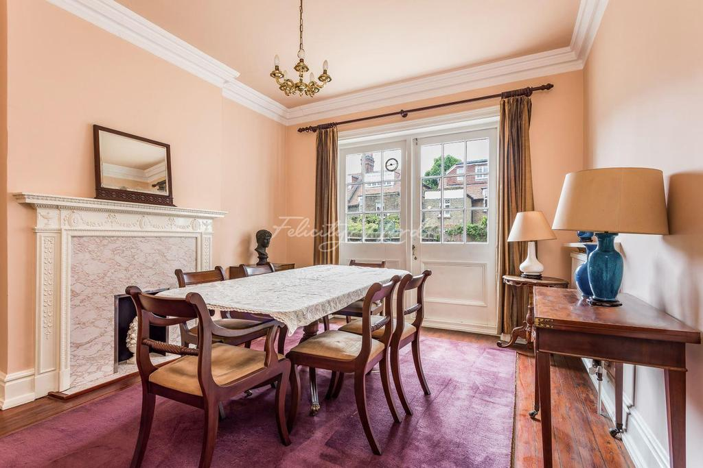 4 Bedrooms Detached House for sale in Blenheim Road, Chiswick W4