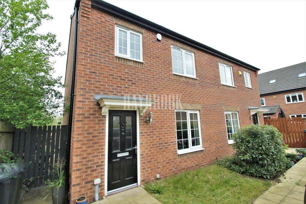 3 Bedrooms Semi Detached House for sale in Red Kite Avenue, Wath upon Dearne