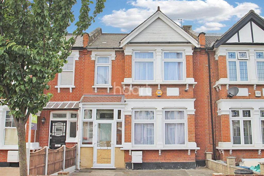 3 Bedrooms Terraced House for sale in Balfour Road, Ilford, Essex
