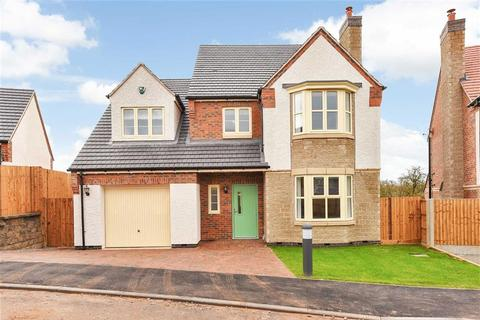4 bedroom detached house for sale - Spencer Close (Plot 7), Glenfield
