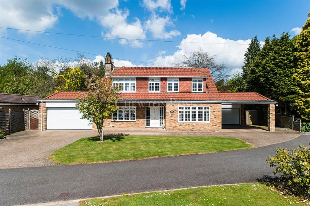 4 Bedrooms Detached House for sale in Gerrards Cross, Buckinghamshire