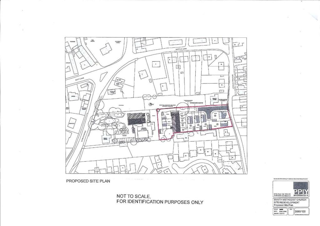 Plot Commercial for sale in Off George Street, Snaith