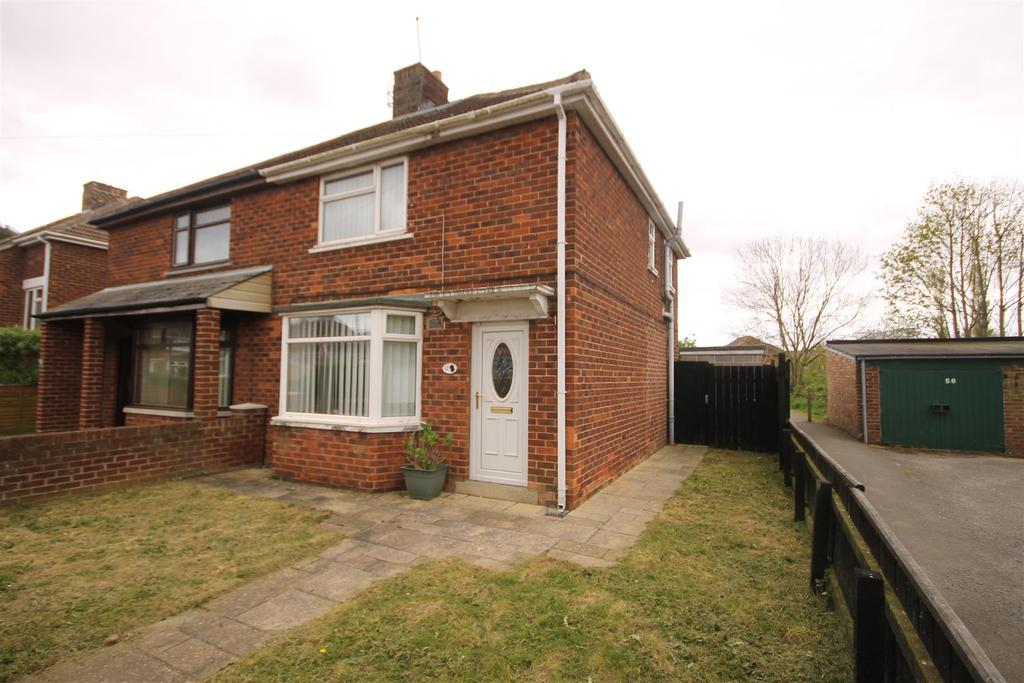 2 Bedrooms Semi Detached House for sale in Queensway, Greatham, Hartlepool