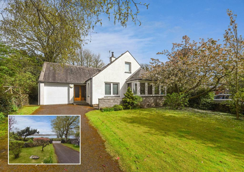 3 Bedrooms Detached House for sale in Calluna Cottage, Merse Road, Rockcliffe, Dalbeattie, Dumfries and Galloway, DG5