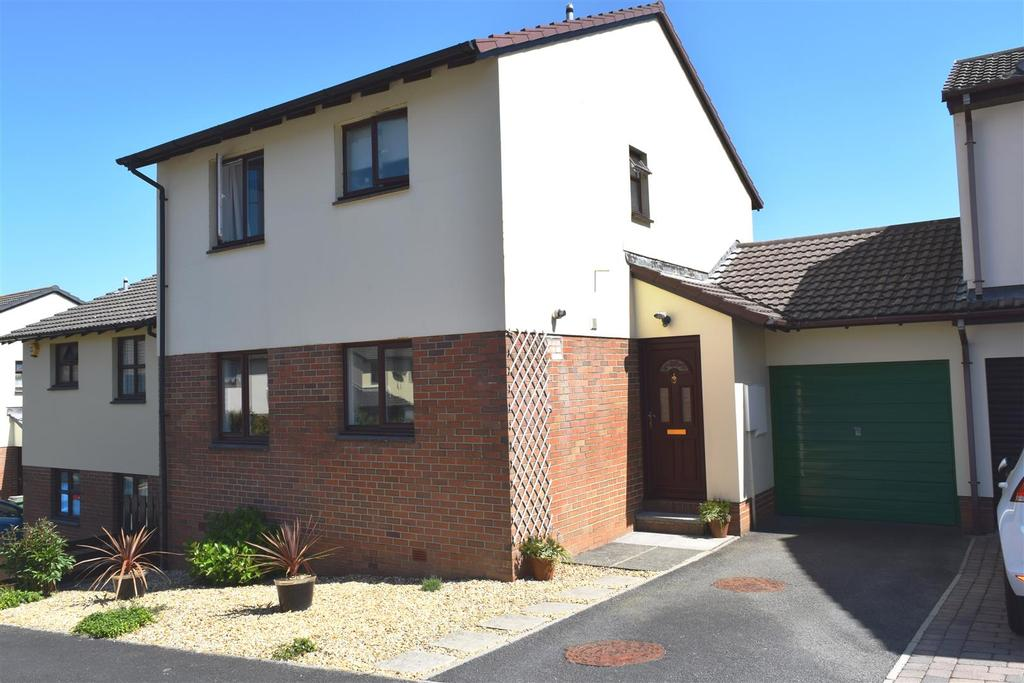 3 Bedrooms Link Detached House for sale in Oaklands, Bideford