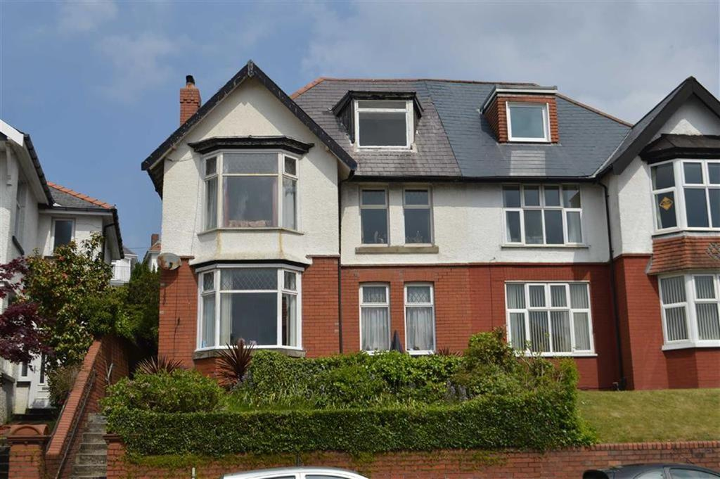 5 Bedrooms Semi Detached House for sale in Sketty Road, Swansea, SA2