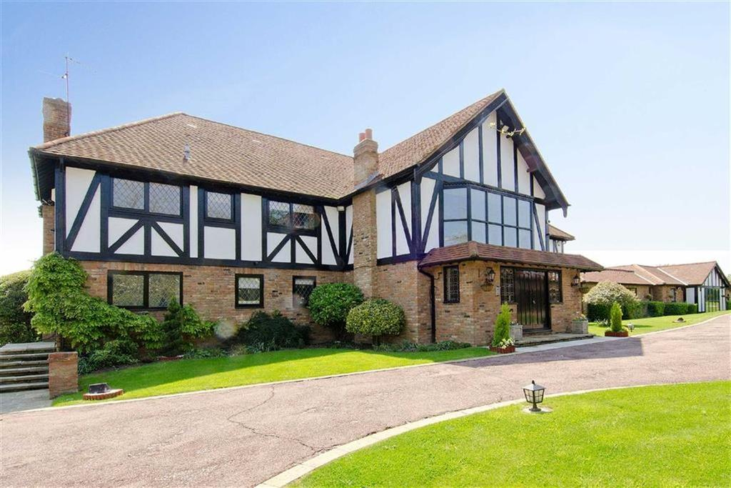 6 Bedrooms Detached House for sale in West End Lane, Essendon, Hertfordshire