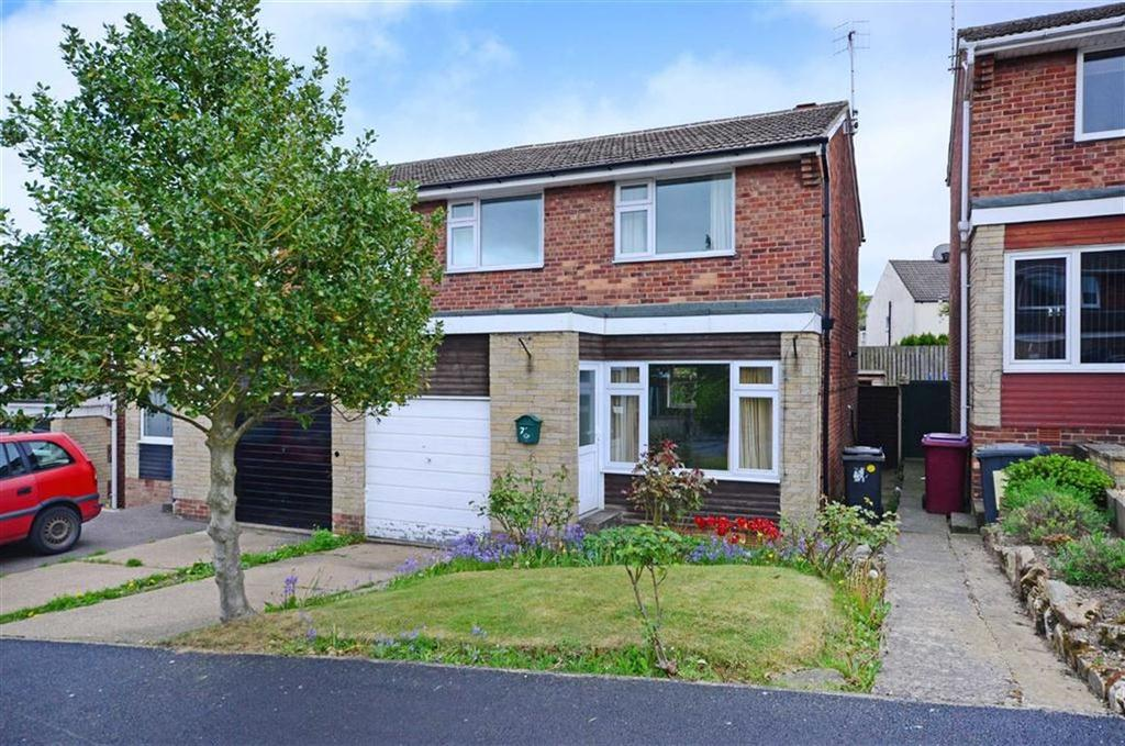 3 Bedrooms Semi Detached House for sale in 7, Scarsdale Close, Dronfield, Derbyshire, S18
