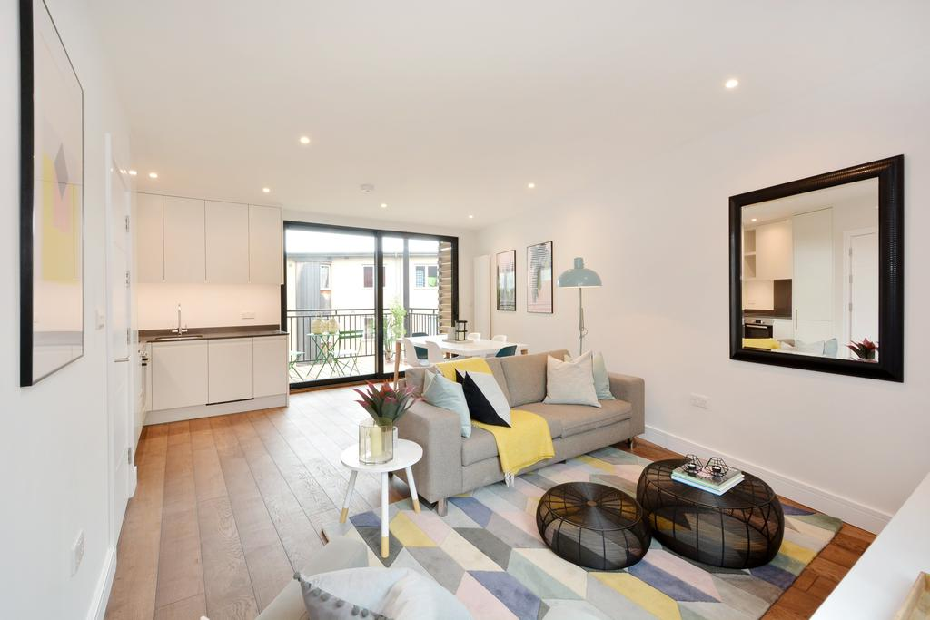 2 Bedrooms Apartment Flat for sale in 5 Zinc Haus, 28 Elsdale Street, E9