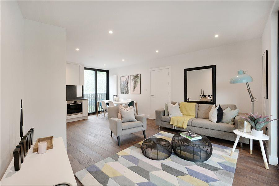 3 Bedrooms Apartment Flat for sale in 4 Zinc Haus, 28 Elsdale Street, E9
