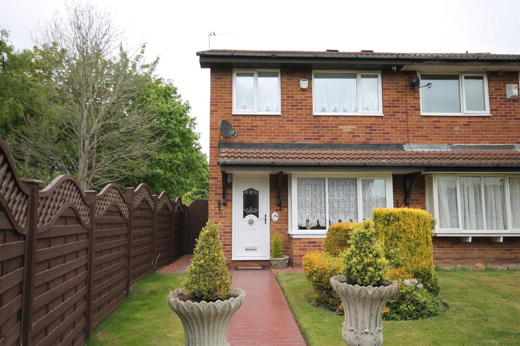 3 Bedrooms Semi Detached House for sale in Brunel Way, Darlington
