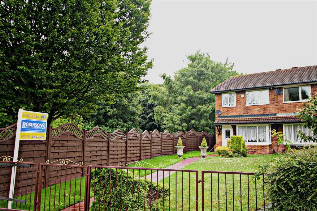 3 Bedrooms Semi Detached House for sale in Brunel Way, Darlington