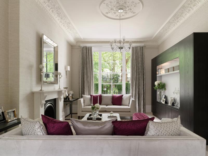 2 Bedrooms Apartment Flat for sale in Kensington Square Gardens, Notting Hill W2