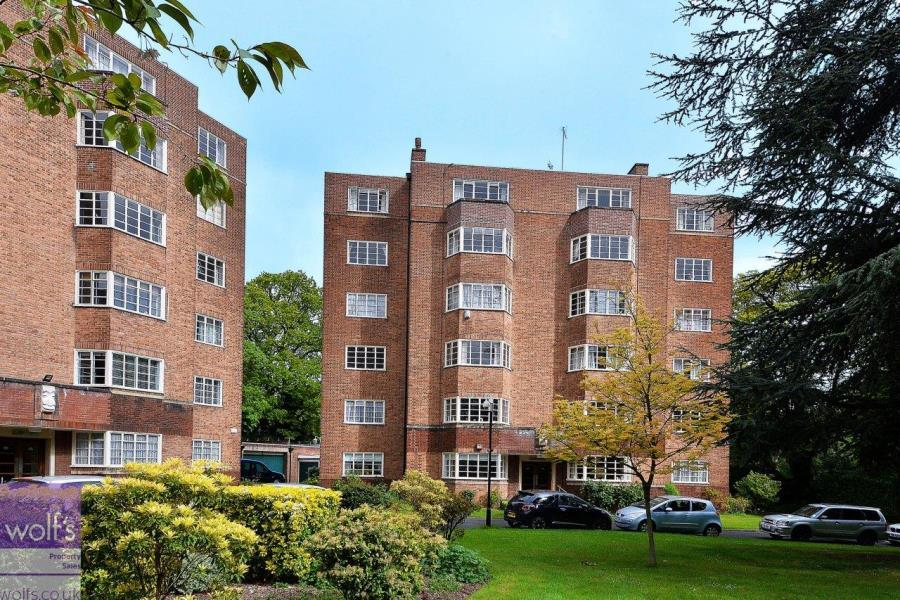 2 Bedrooms Apartment Flat for sale in Viceroy Close, Edgbaston, B5