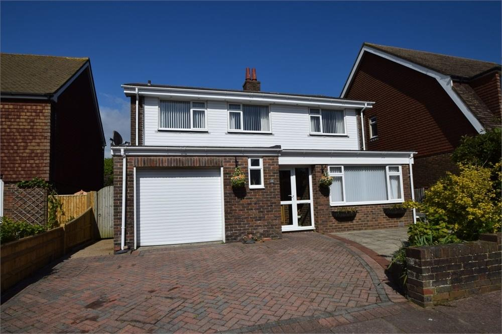 4 Bedrooms Detached House for sale in Clifford Avenue, Old Town, East Sussex