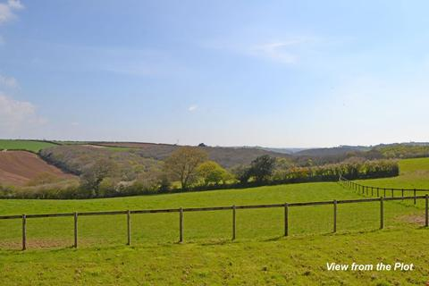Plot for sale - Tregavethan, Nr. Truro, Cornwall, TR4