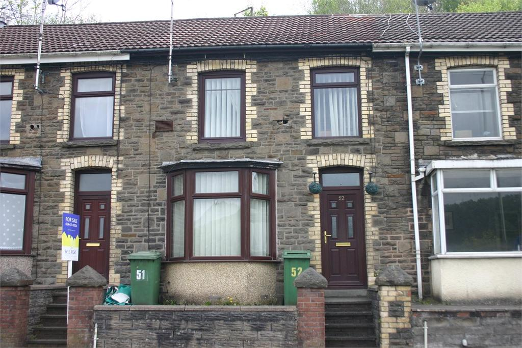 3 Bedrooms Terraced House for sale in 52 Pontsionnorton Road, Pont-Sion-Norton, Pontypridd, Rhondda Cynon Taff, CF37 4NE