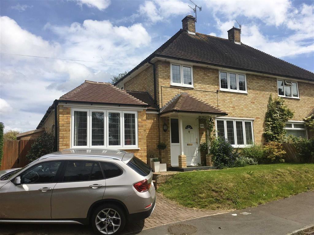 3 Bedrooms Semi Detached House for sale in Nursery Hill, Shamley Green, Surrey, GU5