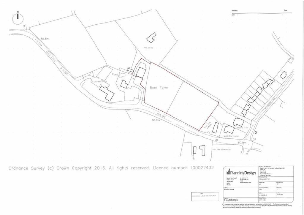 Residential Development Commercial for sale in Lees Lane, Newton, Mottram St Andrew