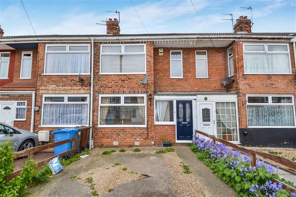 3 Bedrooms Terraced House for sale in Eastfield Road, Hull, HU4